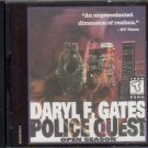Police Quest IV: Open Season (PC-CD, 1996) for WIN/DOS - NEW in Jewel Case