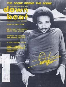 Down Beat - November 26, 1970 - Quincy Jones cover