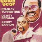 Down Beat - November 6, 1975 - Stanley Turrentine - Dewey Redman & More
