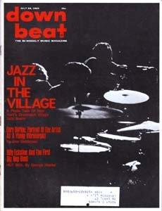 Down Beat - July 29, 1965