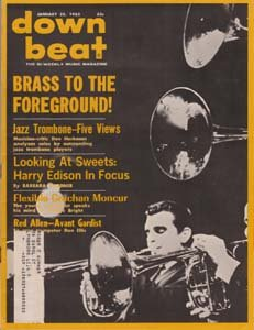 Down Beat - January 28, 1965 - Brass Issue