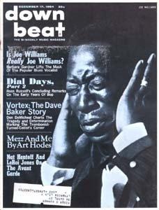 Down Beat - December 17, 1964 - Joe Williams cover