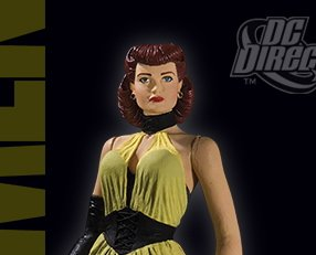 "Watchmen ""Silk Spectre Classic"" Action Figure Unopened c8.5+"