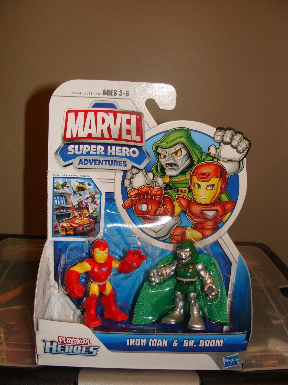 Marvel Super Hero Adventures Figure 2-Packs