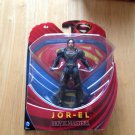 "2013 Man of Steel Deluxe Figure ""Jor-El"" MOC c8.5+"