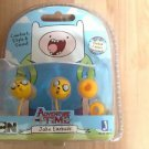 "Adventure Time Figure 5"" ""Finn"" Earbuds NEW"