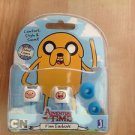 "Adventure Time Figure 5"" ""Jake"" Earbuds NEW"
