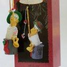 Hallmark Ornament Fits the Bill 1993 Fishing Pelican