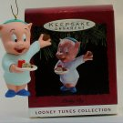 Hallmark Ornament Porky Pig 1993 Looney Tunes Cartoon