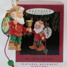 Hallmark Ornament One Elf Marching Band 1993 Movement