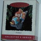 Hallmark Ornament Owliver 1993 Owl Squirrel Series #2