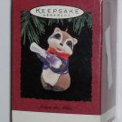 Hallmark Ornament Across the Miles 1994 - Raccoon