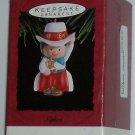 Hallmark Ornament 1993 Nephew - Cowboy Sheriff Western