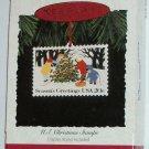 Hallmark Ornament U.S. Christams Stamps 1994 Copper #2