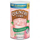 Country Time Pink Lemonade 84 quarts