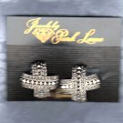 PRICES SLASHED-PARK LANE DESIGNER SIGNED VINTAGE EARRINGS