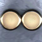 PRICES SLASHED-SARAH COVENTRY DESIGNER SIGNED GOLDTONE EARRINGS