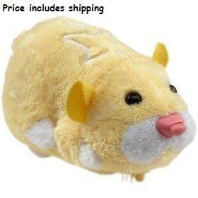 Zhu Zhu Pets Hamster Pipsqueek - Yellow