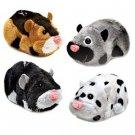 ZHU ZHU Hamster Moo, Rocky, Spottie & Tex NEW RELEASE Free Shipping