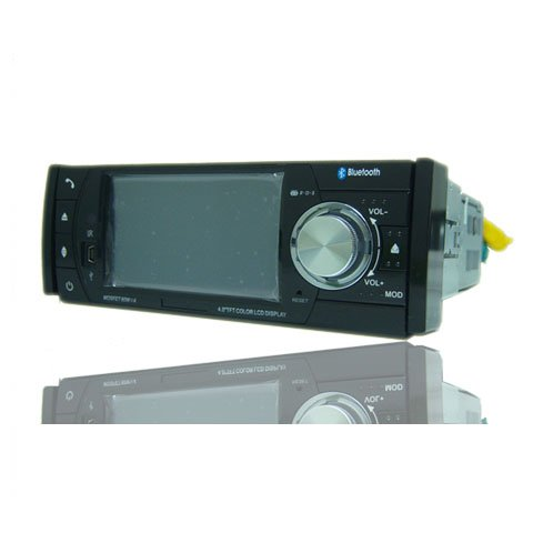 4.0 Inch 1 Din In-Dash Car DVD Player HL-4100
