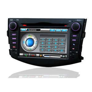 2 Din Digital Screen Car DVD Player HL-8718 Special for TOYOTA NEW RAV4 with GPS Navigation