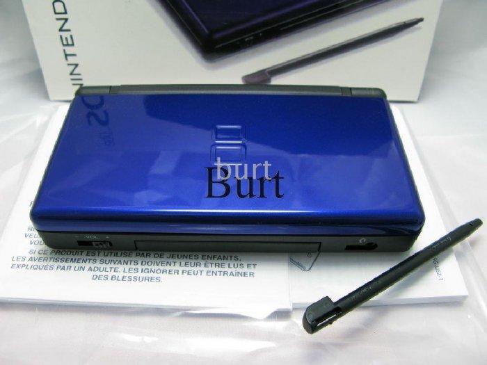 Nintendo DS - Cobalt Blue