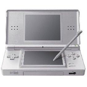 Nintendo NDSL - Silver