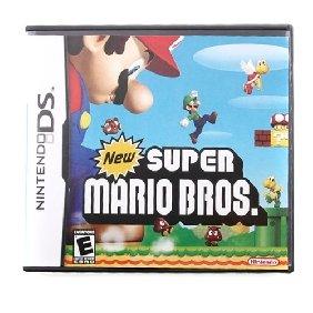 Super Mario Bros Nintendo DS Game