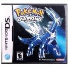 Pokeman - Diamond Edition  DS