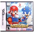 Mario & Sonic at the Olympic Games -  DS