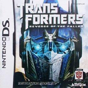Transformers: Revenge of the Fallen -- Autobots (Nintendo DS, 2009)