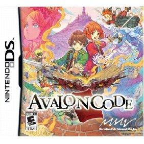 Avalon Code (Nintendo DS, 2009)