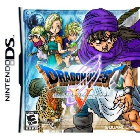 Dragon Quest V: Hand of the Heavenly Bride (Nintendo DS, 2009)
