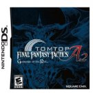Final Fantasy Tactics A2: Grimoire of the Rift (Nintendo DS, 2008)