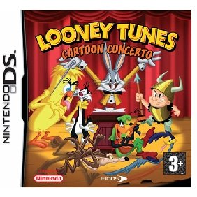 Looney Tunes: Cartoon Conductor (Nintendo DS, 2008)