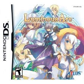 Luminous Arc (Nintendo DS, 2007)