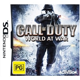 Call of Duty: World at War (Nintendo DS, 2008