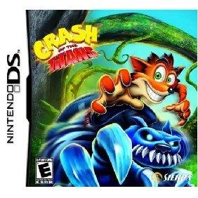 Crash: Mind Over Mutant (Nintendo DS, 2008)