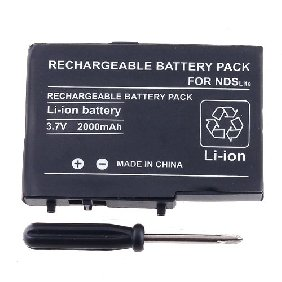 2000mAh Lithium Battery pack for NDSL