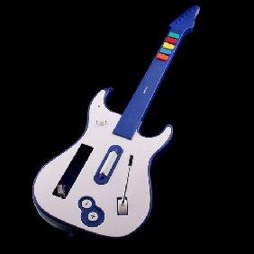 Wireless Guitar for Nintendo Wii