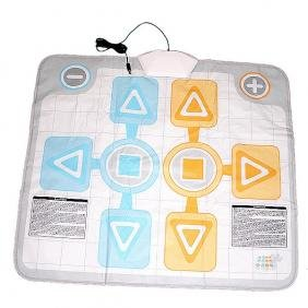 DANCE REVOLUTION MATS PAD For Nintendo WII