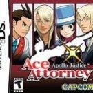 Apollo Justice: Ace Attorney (Nintendo DS, 2008