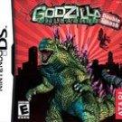 Godzilla: Unleashed Double Smash (Nintendo DS, 2007)