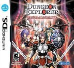Dungeon Explorer: Warriors of Ancient Arts (Nintendo DS, 2008)