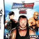 WWE SmackDown vs. Raw 2008 (Nintendo DS, 2007)