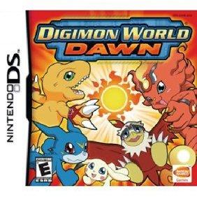 Digimon World: Dawn (Nintendo DS, 2007)
