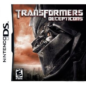 Transformers: Decepticons (Nintendo DS, 2007)