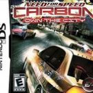 Need for Speed Carbon: Own the City (Nintendo DS, 2006)