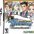 Phoenix Wright: Ace Attorney -- Justice For All (Nintendo DS, 2007)