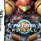 Metroid Prime Pinball (Nintendo DS, 2005)